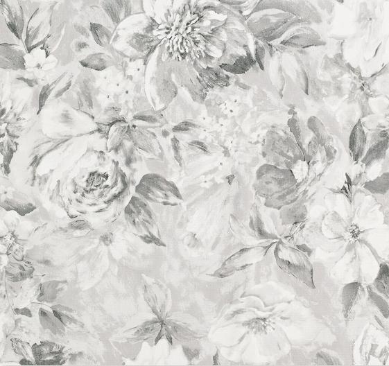 Tkanina Tapicerska Wzorzysta Kwiaty Lea 533
